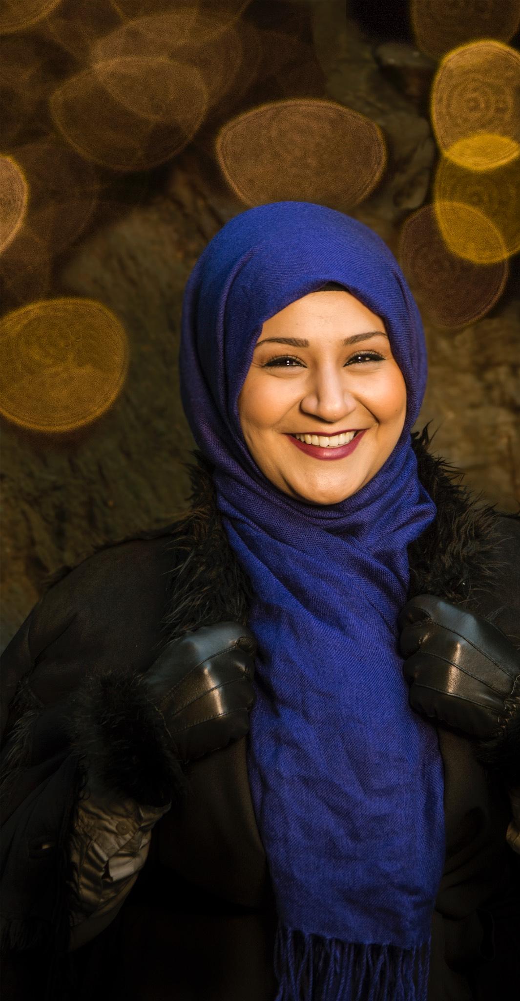 varför täcker muslimska kvinnor sitt hår