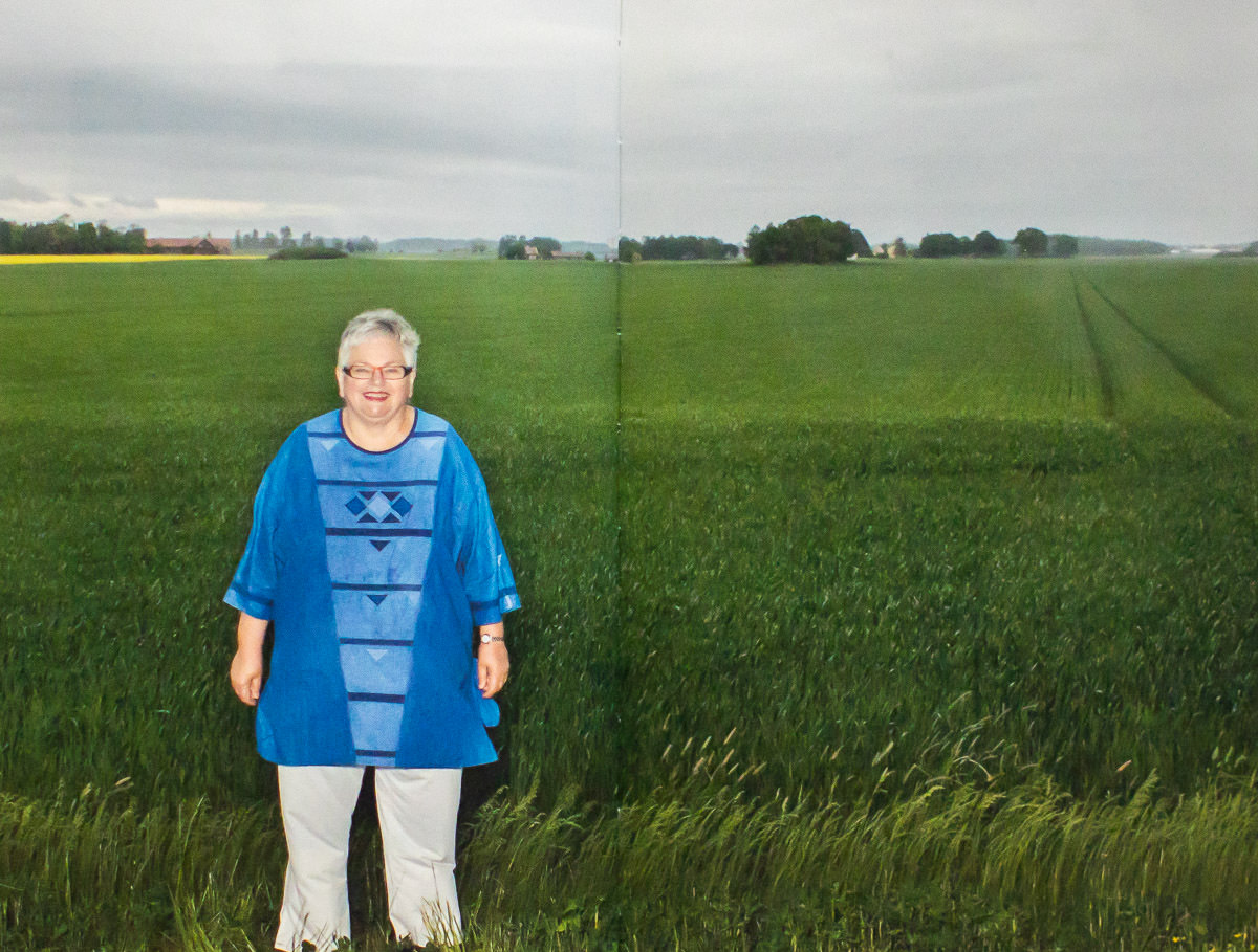 Sivan och hennes ostar - Annica Carlsson Bergdahl